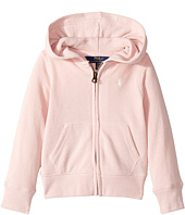 Polo Ralph Lauren Kids - French Terry Full Zip Hoodie (Toddler)