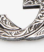 Gucci - Interlocking Key Ring