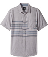 Vans Kids - Benmore Short Sleeve Woven (Big Kids)