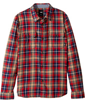 Vans Kids - Sycamore Long Sleeve Flannel (Big Kids)