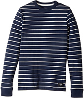 Vans Kids - Milton Stripe Long Sleeve Knit (Big Kids)