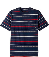 Vans Kids - Strikemont II Short Sleeve Knit (Big Kids)