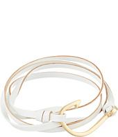 Miansai - Leather Hook Bracelet