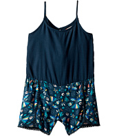 Roxy Kids - Play Sea and Fun Romper (Toddler/Little Kids/Big Kids)