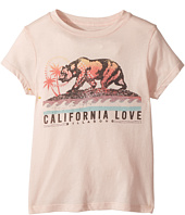 Billabong Kids - Cali Love Bear Tee (Little Kids/Big Kids)