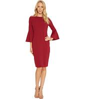 Calvin Klein - Bell Sleeve Sheath Dress CD7C133E