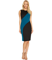Calvin Klein - Color Block Sheath Dress CD7M126T