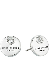 Marc Jacobs - MJ Coin Studs Earrings