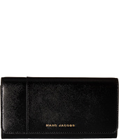 Marc Jacobs - Saffiano Color Blocked Flap Continental
