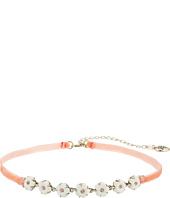 Betsey Johnson - Summer Flowers Choker