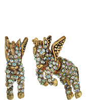 Betsey Johnson - Pegasus Post Earrings