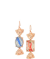 Betsey Johnson - Candy Wrapped Earrings