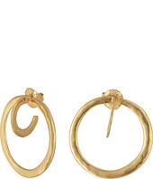 Robert Lee Morris - Post Hoop Earrings
