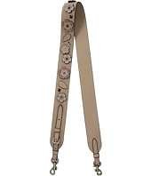 COACH - Novelty Strap In Glovetanned Leather With Tea Rose Tooling