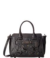 COACH - Tea Rose Tooling with Applique Refresh Coach Swagger 27