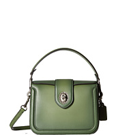 COACH - Tooled Turnlock Page Crossbody