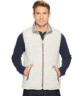 True Grit - Frosty Tipped Pile Double Up Vest