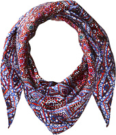 Echo Design - Medallion Silk Diamond Shaped Scarf