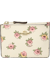 COACH - Flower Patch Mini ID Skinny
