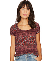 Lucky Brand - All Over Print Tee