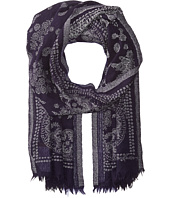 Polo Ralph Lauren - Bandana Oblong Fil Coupe Oblong Scarf