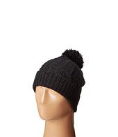 Polo Ralph Lauren - Alpaca Classic Aran Cuff Hat w/ Pom