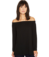 Karen Kane - Off the Shoulder Side Slit Top