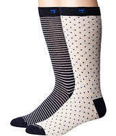 Scotch & Soda - Classic Socks with Colourful Yarn-Dyed Patterns
