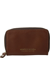 Scotch & Soda - Classic Leather Coin Wallet