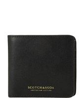 Scotch & Soda - Classic Leather Billfold Wallet
