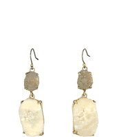 Lucky Brand - Druzy Statement Earrings