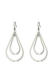 Lucky Brand - Double Orbit Earrings
