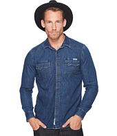 Lucky Brand - Classic Fit Western Denim Shirt