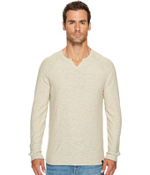 Lucky Brand - Notch Neck Sweater