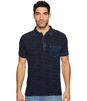 Lucky Brand - Indigo Palm Polo Shirt