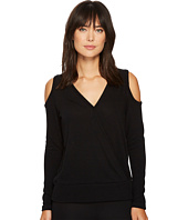 Karen Kane - Cold Shoulder Crossover Top