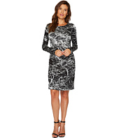 Karen Kane - Granite Print Dress