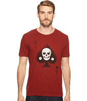 Lucky Brand - Skull Ace Graphic Tee