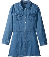 Tommy Hilfiger Kids - Denim Dress (Big Kids)