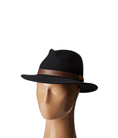 Country Gentleman - Bryson Drop Brim Fedora with Leather Trim
