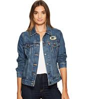 Levi's® Womens - Packers Sport Denim Trucker