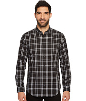 Calvin Klein - Infinite Cool Poplin Window Plaid Button Down Shirt