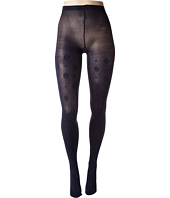HUE - Foulard Tights with Control Top