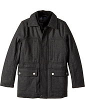 Urban Republic Kids - Military Wool Jacket (Little Kids/Big Kids)