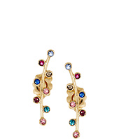 Rebecca Minkoff - Bubble Stone Ear Climber Earrings