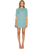 M Missoni - Solid Woven Dress w/ Pocket