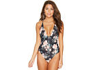 Let It Bloom One-Piece