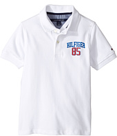 Tommy Hilfiger Kids - Fred Stretch Pique Polo (Toddler/Little Kids)