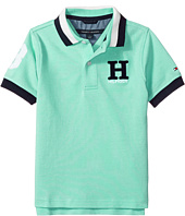Tommy Hilfiger Kids - Matt Pique Polo (Toddler/Little Kids)