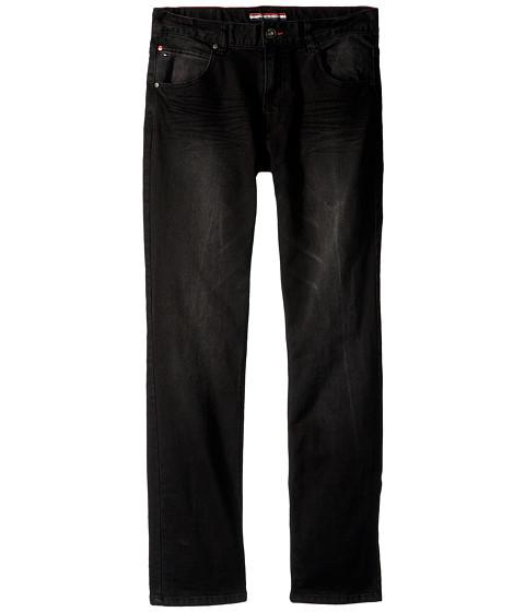Tommy Hilfiger Kids Rebel Stretch Jeans in Wrecker (Big Kids)